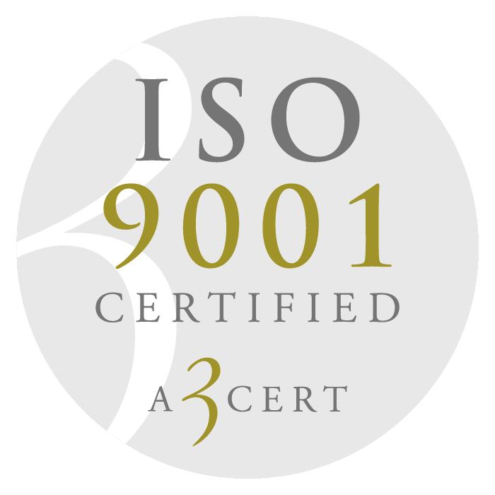 Hagmans Tak ISO 9001 certifikat kvalitet